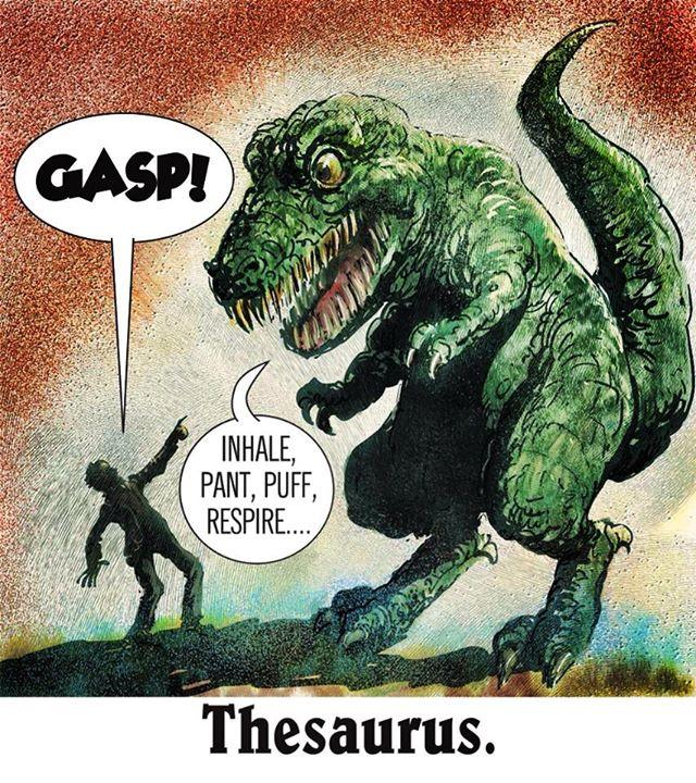 the thesaurus a writer s best friend 2b or not 2b